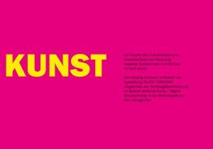 "Katalog zur Ausstellung ""Talent fördern"""