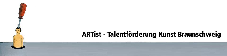 ARTist – Talentförderung Kunst Braunschweig